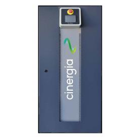 Source AC 2 et 4 quadrants de 0 à 440Vac, jusqu'à 200 kVA : Cinergia GE +