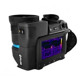 Caméra thermique infrarouge HD 1 024 × 768 avec viseur : T1020