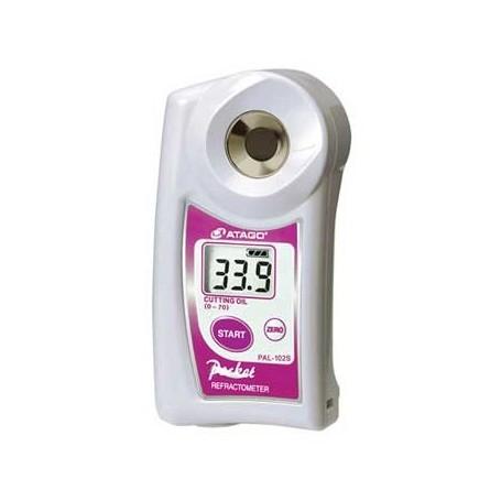 Réfractomètre Numérique huile de coupe IP65 : PAL-102S