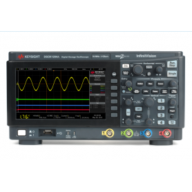 Oscilloscope numérique 70 à 200 MHz, 4 voies : DSOX1204A