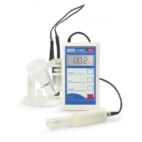 Analyseur portable hydrogène H2 dissous : MARK 501