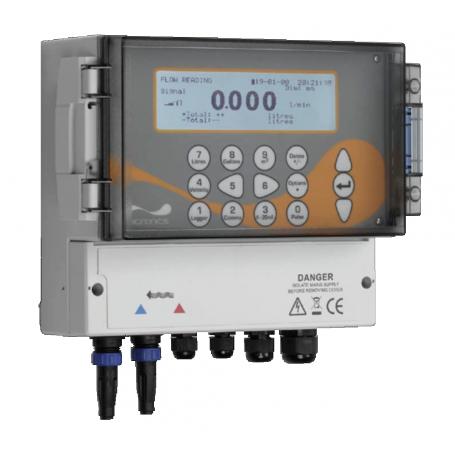 Débitmètre à ultrasons fixe : U3000