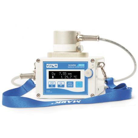 Analyseur portable oxygène O2 dissous : MARK 3010