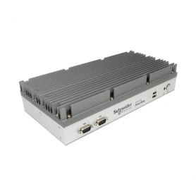 Fanless Rugged System with Intel Core Coffee Lake : SR10-SCHX3