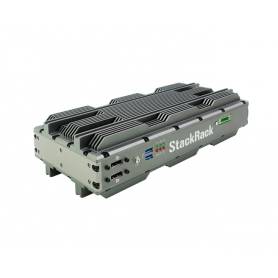 Fanless Rugged System with Intel Core Skylake Processor : SR200-X2