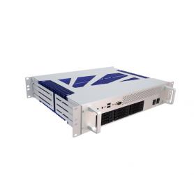 "2U 19"" Rugged Rackmount with Intel Core Skylake processor : HORUS422A"