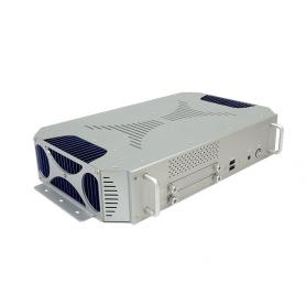 1.5 U Fanless Rugged GPU Server Intel 6th Core : HORUS330