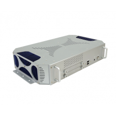 1.5 U Fanless Rugged GPU Server Intel 6th Core : HORUS330