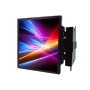 """Ecran double face carré 27"""" : SCD2735-A (Double Side Square LCD Display)"""