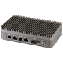 Compact Embedded Box PC with Intel Celeron Wide Temperature : BOXER-6404WT BOXER-6404WT BOXER-6404WT BOXER-6404WT