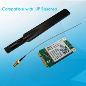 Kit de module mPCIe 3G : RE-UP3GKITSIM01