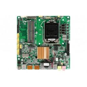 Mini-ITX, 8th Generation Intel Core i7/ i5 /i3, Pentium LGA1151 Socket Processor : MIX-Q370D1