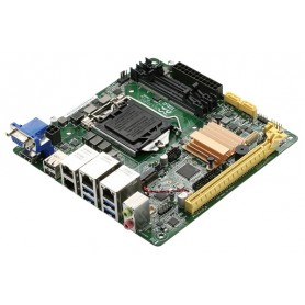 Mini-ITX with 8th Gen Intel® Core Processor : MIX-H310A1