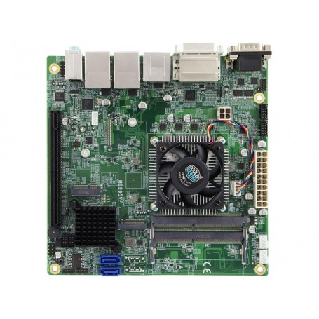 8th Gen Intel Xeon E/ Core i7/i5/i3 Mini-ITX Motherboard : MI995