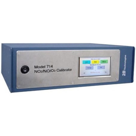 Source de calibration NO2/NO/O3 : 714
