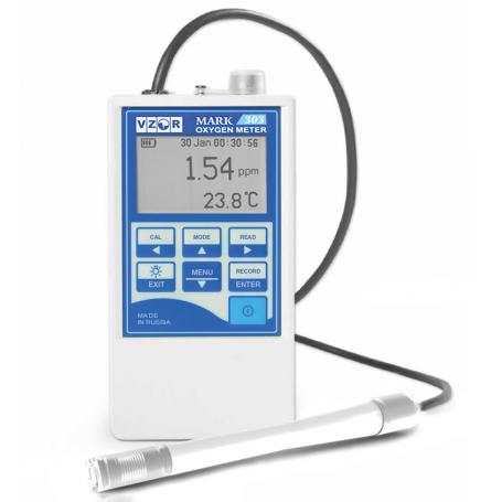 Analyseur portable oxygène O2 dissous : MARK 303M