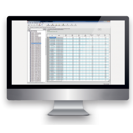 Logiciel GAM Gas Analyser Manager Software (Ref. GAM5K)