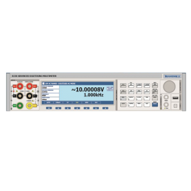 Multimètre de précision 4 / 9 ppm 30 A : 8100