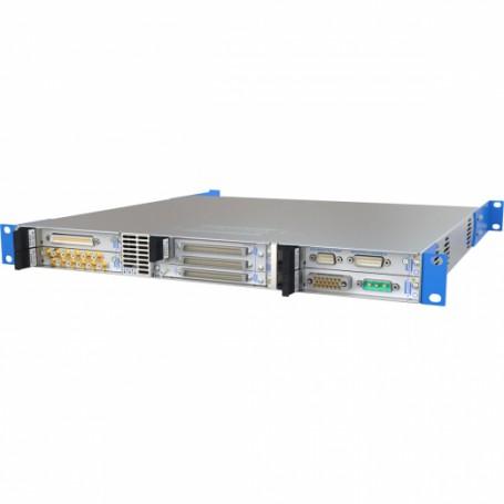 Chassis modulaire de commutation LXI/ USB : 6-Slot