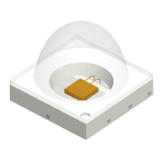LED IR 3 mm x 3 mm x 2.49 mm : Série RE3060°