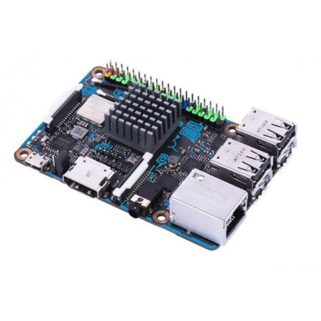 Asus Tinker Board S : Carte Raspberry Pi 16GB eMMC
