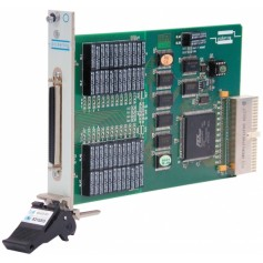 Module multiplexeur Faible densité PXI 4 pôles : 40-630