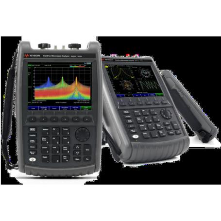 Analyseur câbles et antennes RF 100 MHz fonction temps réel : Fieldfox Série B