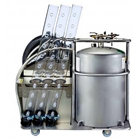 Générateur de fumée et brouillard pour salle blanche : AP 100 LN2 Fogger