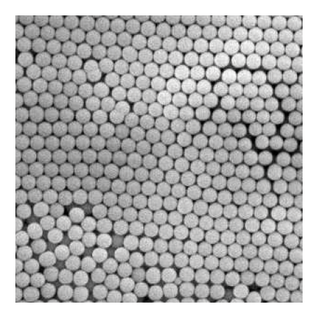 Particules de silice et SiO2 : silice et SiO2