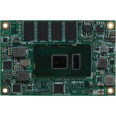 Carte COM-EXPRESS mini type 10 avec CPU Intel Skylake ULT core i3/i5/i7: NanoCOM-SKU