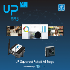 UP Squared AI Edge-Retail Suite by AIM2
