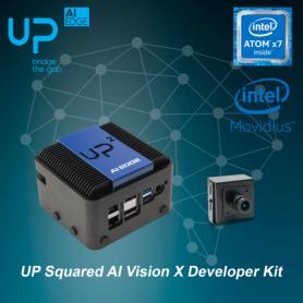 UP Squared AI Vision X Developer Kit