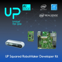 UP Squared RoboMaker Developer Kit