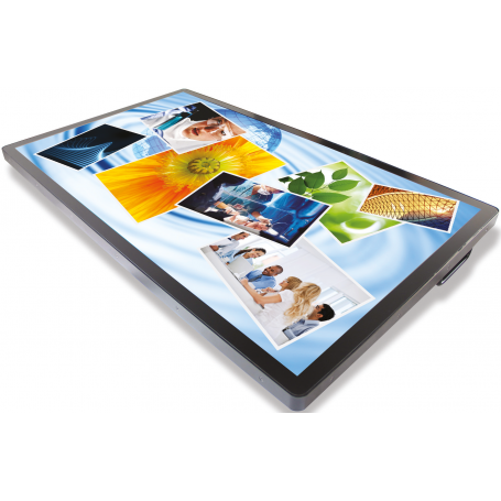 "Moniteur Multi-Touch tactile 65"" : PCAP"