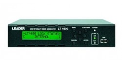 Générateur de signaux HD-SDI/SD-SDI/PAL/NTSC