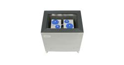 Calorimètre isotherme et semi adiabatique