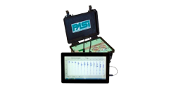 Résistivimètre, analyseur d'imagerie et sismographe