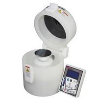 Spin coater enduction centrifuge dépôt à la tournette