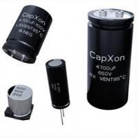 Condensateur Aluminium Electrolytique Haute Tension