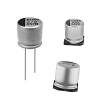 Condensateur Polymère Hybride Basse Tension