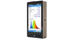 Analyseur de luminosité, illuminance, spectromètre, gonophotometre