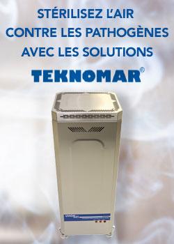 Stérilisateur d'air Teknomar