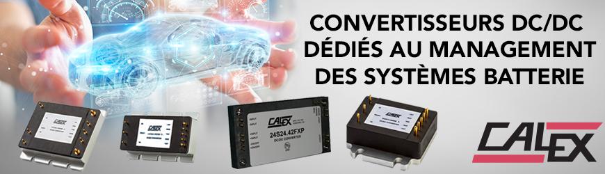 Convertisseurs DC/DC CALEX