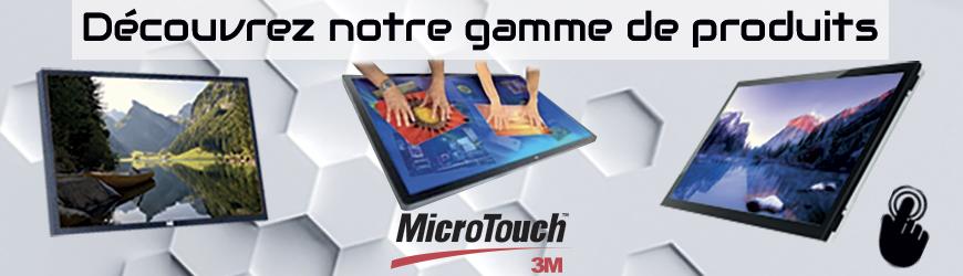 découvrez notre gamme microtouch
