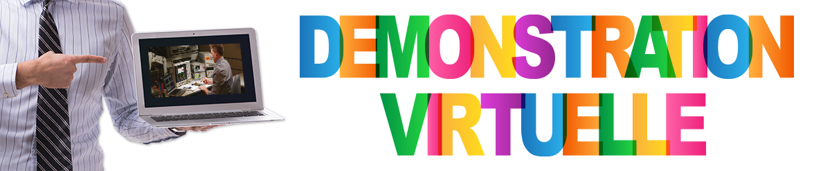 Démonstration virtuelle