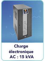 charge electronique