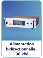 alimentation bidirectionnelle