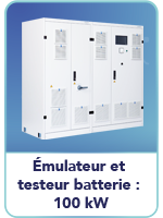 emulateur et testeur de batterie