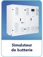 simulateur de batterie