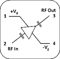 shemat amplificateur marki